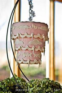Chandelier-Cake